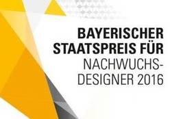 Bavarian State Prize for Young Designers 2016